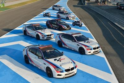 BMW M Safety Cars: over 20 years in MotoGP™