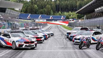 BMW M Safety Cars: over 20 years alongside MotoGP™