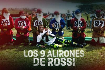GRATIS: Los 9 alirones de Rossi