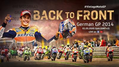 Vintage MotoGP | 2014 #GermanGP