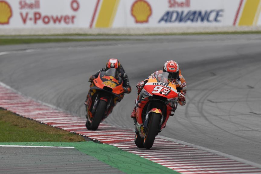 Marc Marquez, Pol Espargaro, MotoGP