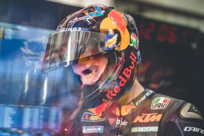 Pol Espargaro shares his thoughts on the Honda rumours