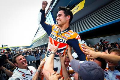 On this day: Pedrosa wins the Spanish standoff at Jerez