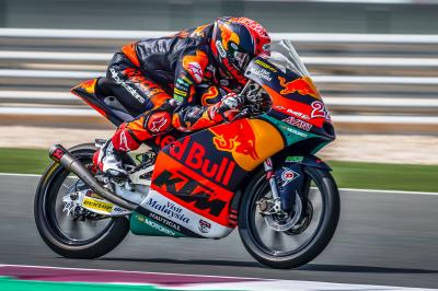 Toba: 'The MotoGP™ videogame is a way of training'