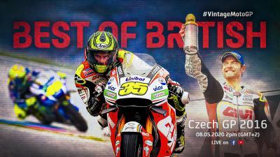 Vintage MotoGP™: Brno 2016