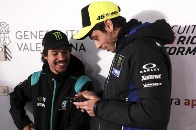 ¿El fichaje de Rossi por Petronas Yamaha SRT está cerrado?