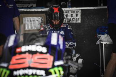 Could Jorge Lorenzo ever make a full-time MotoGP™ return?