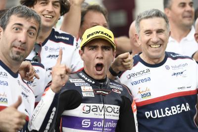 Aspar, motivado por la opción de volver a la carga en Jerez