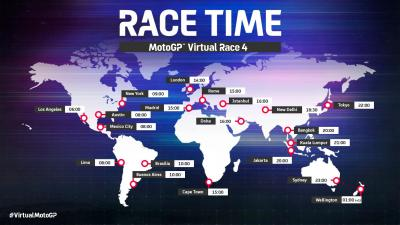 MotoGP™ Virtual Race 4: where to watch