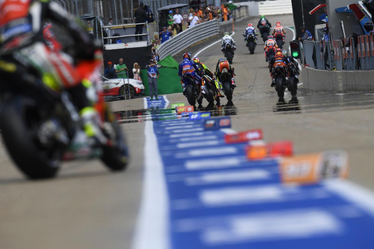 MotoGP™ vs Covid-19: united in the fight against coronavirus   MotoGP™