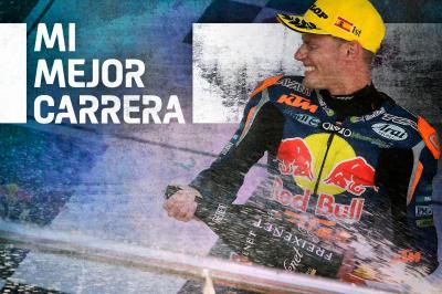 Mi mejor carrera: Binder en Jerez 2016
