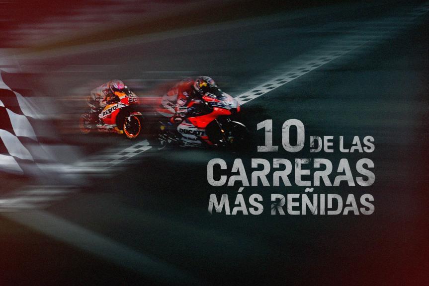 Campaña Closest Races - ES