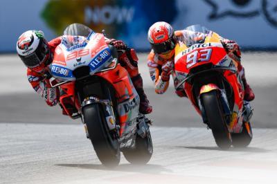 ¿Cómo recuerda Lorenzo su último triunfo en MotoGP™?