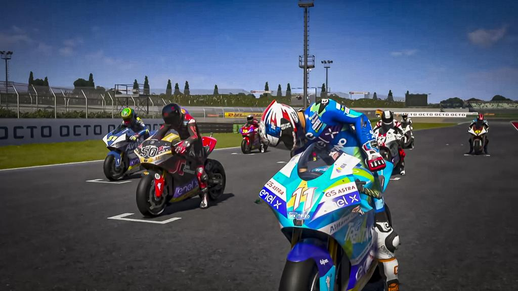 MotoE, MotoGP™ Virtual Race #4