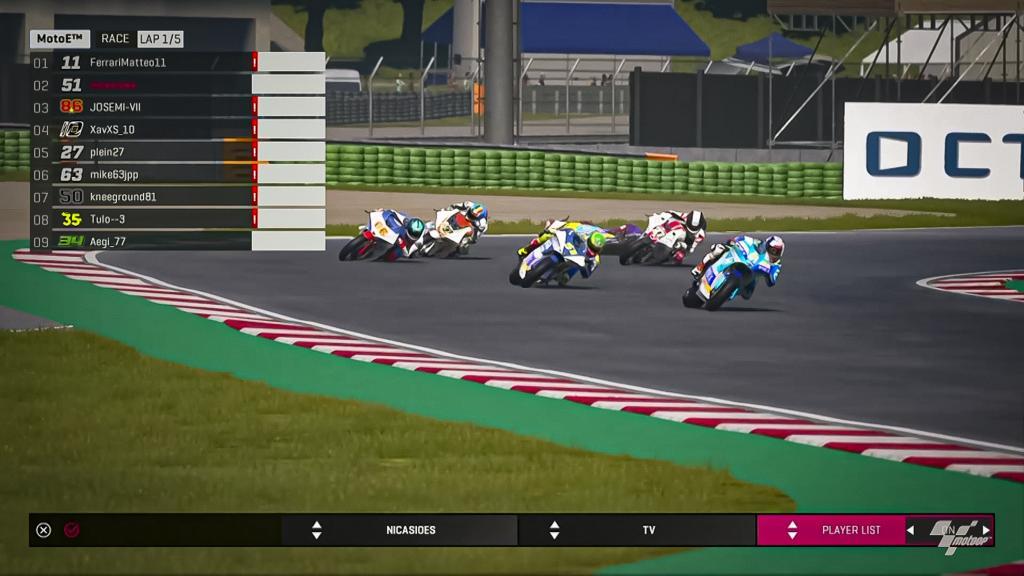MotoE, MotoGP™ Virtual Race #4