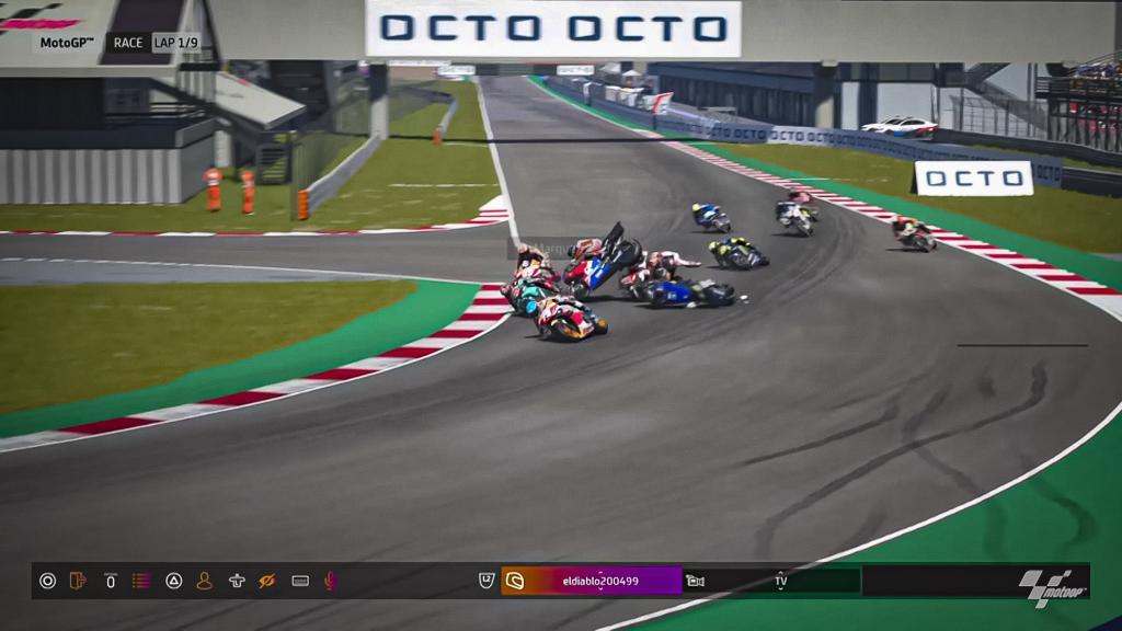 MotoGP, MotoGP™ Virtual Race #4