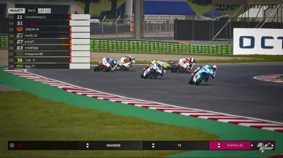 Weltcup-Sieger Ferrari erringt Sieg beim Virtual MotoE™ Race