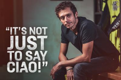 Rossi lo deja claro: Petronas no sería una gira de despedida