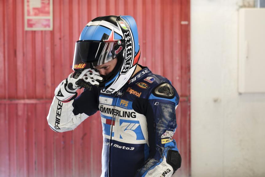 Gabriel Rodrigo, Kőmmerling Gresini Moto3