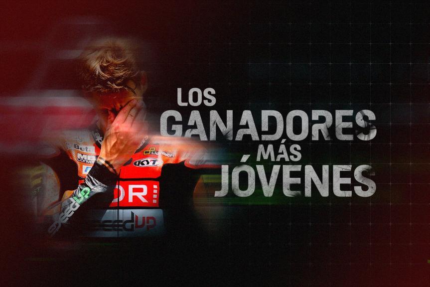 Campaña Youngest GP Winners - ES