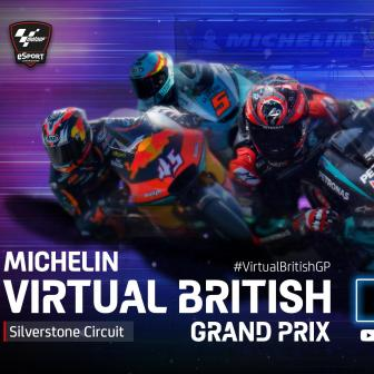 Demnächst: Michelin Virtual British Grand Prix