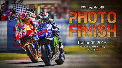 Vintage MotoGP™ | 2016 #ItalianGP