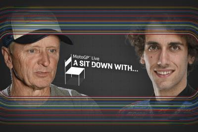 MotoGP™ Live: A Sit Down With debuts this Thursday!