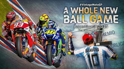Vintage MotoGP™ | 2015 #ArgentinaGP