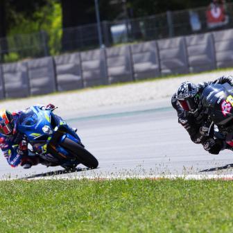 MotoGP™-Fahrer bereiten sich auf weitere Strecken-Action vor