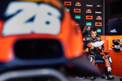 Pedrosa racconta come procede lo sviluppo di KTM