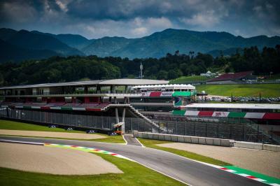 Cancellato il Gran Premio d'Italia Oakley