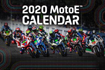 MotoE™️: il calendario della stagione 2020