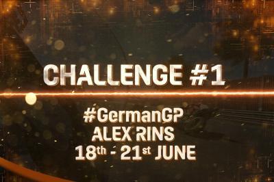 WINDTRE Rising Stars – Défi n°1 : Rins au Sachsenring