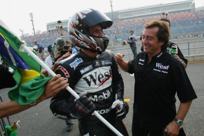 Motegi 2002: La irrupción de Barros y Pons en la era MotoGP™