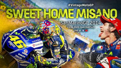 A happy homecoming for Valentino Rossi