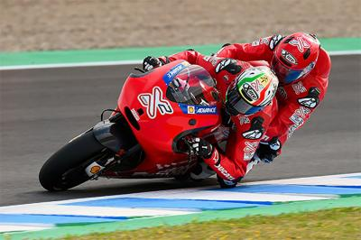 What's it like being a pillion on Ducati's two seater?