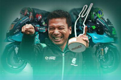 Building Success, la docuserie sul Petronas Yamaha SRT