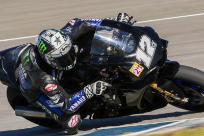 Countdown is on: Viñales warms up for Round 1 in Jerez