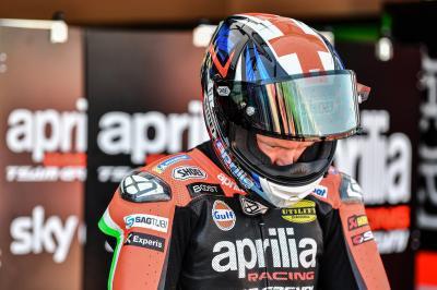 Smith correrá los GP de España y Andalucía