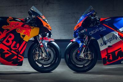 KTM confirm 2021 MotoGP™ line-ups