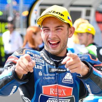 MotoE™: Jakub Kornfeil ersetzt Smith in Jerez