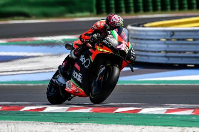 Misano roars back to life... Who wants to go racing?