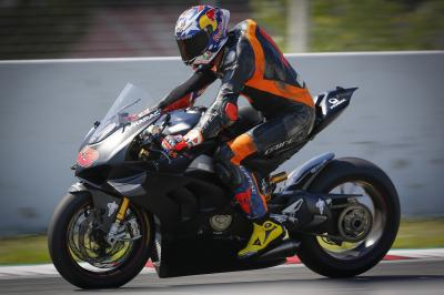 Miller se une a Rins para volver al asfalto en Catalunya