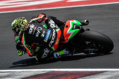Three-day private MotoGP™ Misano test concludes