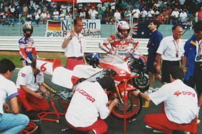 Sudáfrica 1992: una victoria inolvidable para el Aspar Team