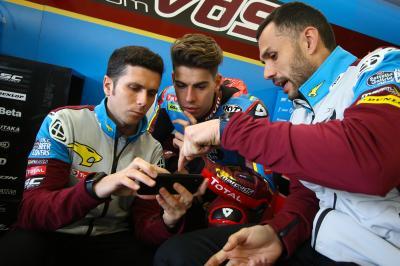 'Buscaremos luchar por el podio cada fin de semana'