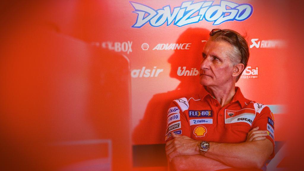 TC_Paolo Ciabatti, Ducati Team