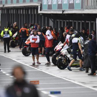 Fahrer müssen mit Anhörung der FIM MotoGP™ Stewards rechnen