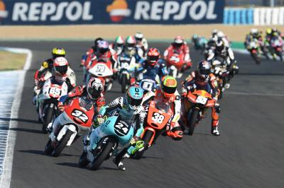FIM CEV Repsol 2020: first stop Estoril