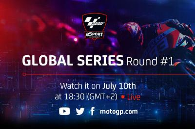 eSport MotoGP™ : J-7 avant le début des Global Series !